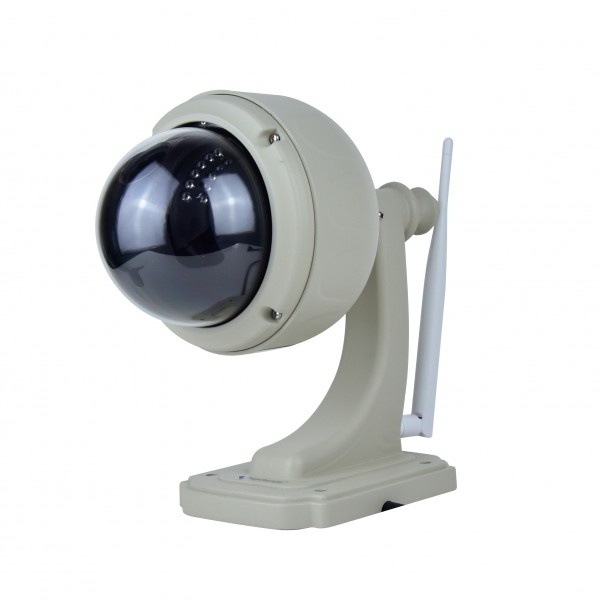 camara 360 rotativa