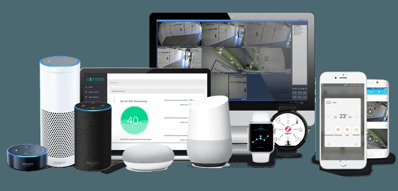google home alexa casa smart málaga