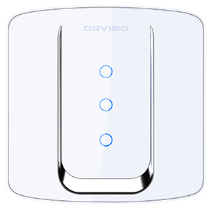 interruptor 3 puntos zigbee orvibo