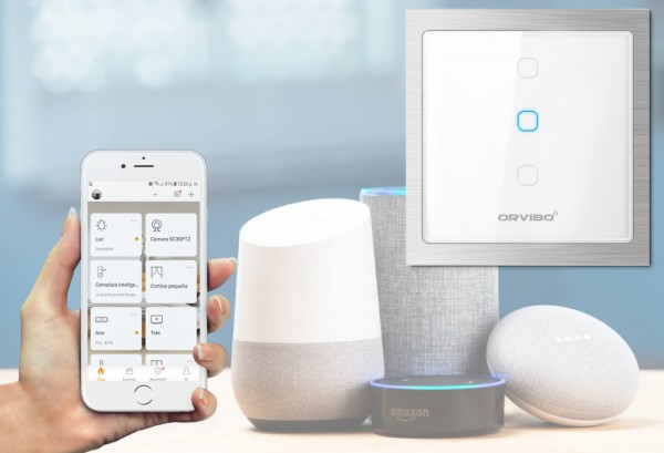orvibo google home alexa casa smart home